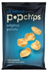 Gluten free potato chips by popchips