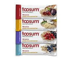 Gluten-free oat bars by toosum