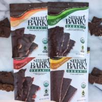 Gluten-free vegan & soy free chocolate from smartBARK! Organic