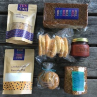 Gluten free mixes and baked goods by Liteful Foods