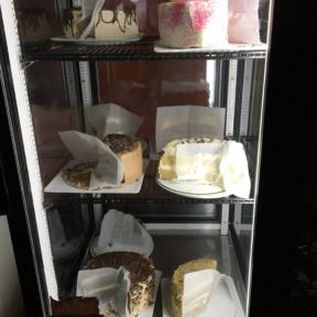 Gluten-free cakes from Kozy Kitchen