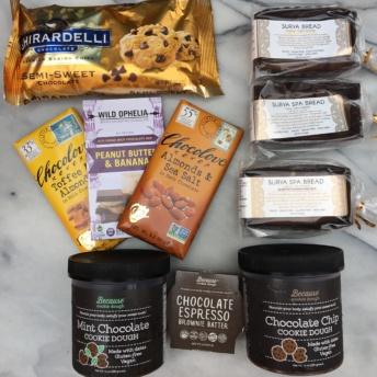 Gluten-free desserts from GrubMarket