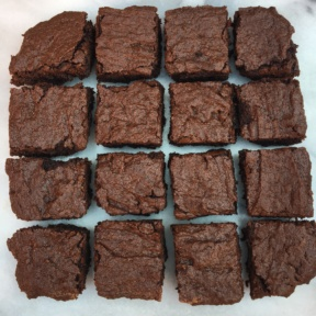 Gluten-free Paleo Nut Butter Brownies