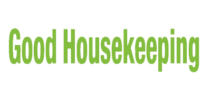 Good Housekeeping Magazine and their logo