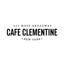 Cafe Clementine in Tribeca in NYC