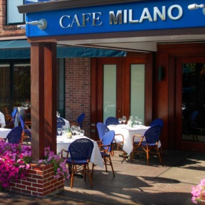 Cafe Milano a restaurant in Georgetown and beyond