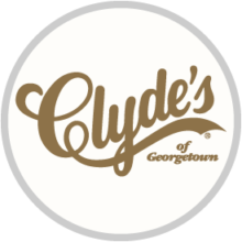 Clyde's a restaurant in DC