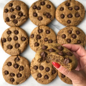 Gluten-free superfood cookies from Beaming