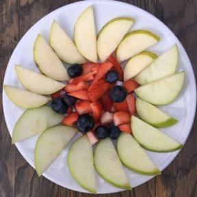 Fruit salad from Madera Kitchen
