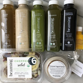 Gluten-free cleanse from Beaming