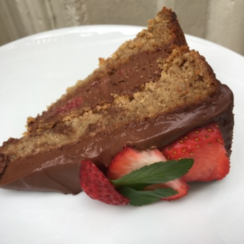 Gluten-free cake from P.S. & Co