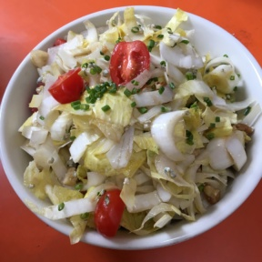 Endive salad from Pitchoun Bakery