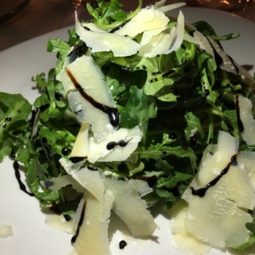 Gluten free salad from RossoPomodoro