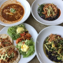 Gluten-free brunch at Tortilla Republic