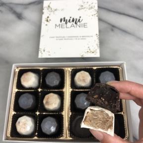 Gluten-free cake truffles by Mini Melanie