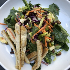 Fresca salad from Gates Restaurant