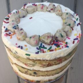 Gluten-free cake by Milk Bar