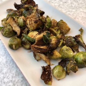 Brussels sprouts from True Food Kitchen