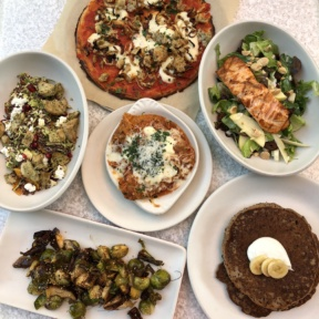 Gluten-free brunch from True Food Kitchen