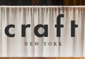 Craft a restaurant in NYC