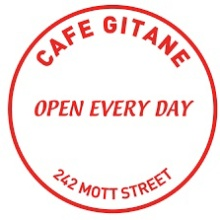 Cafe Gitane is a cafe in NYC