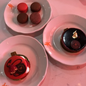 Gluten-free tarts and macarons from Pitchoun Bakery