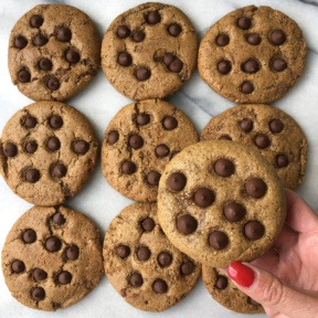 Dairy-free cookies from Beaming