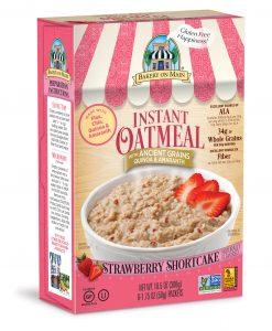 Gluten-free oatmeal by Bakery on Main
