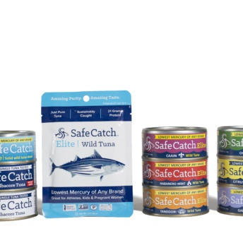 Gluten-free products by Safe Catch