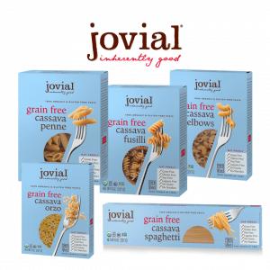 Gluten-free grain-free pasta by Jovial