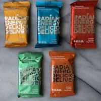 Gluten-free plant-based bars by Redd Bar