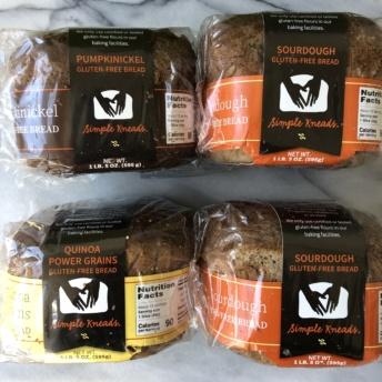 Gluten-free bread by Simple Kneads