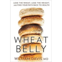 Wheat Belly book by William Davis MD
