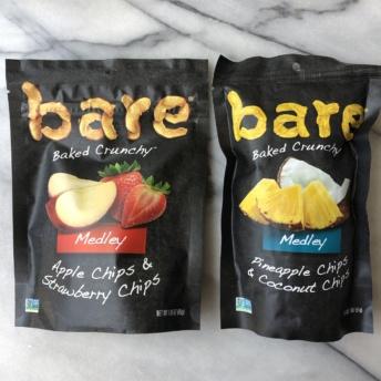 Fruit snacks by Bare Snacks