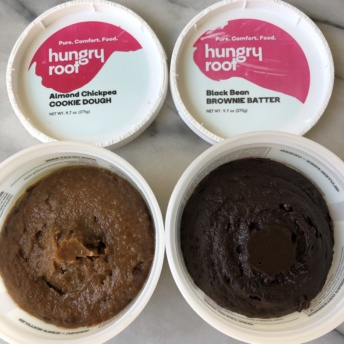 Cookie dough and brownie batter by Hungryroot