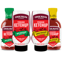 Gluten-free ketchup by True Made Foods