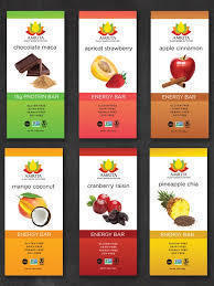 Gluten-free bars from Amrita Bars