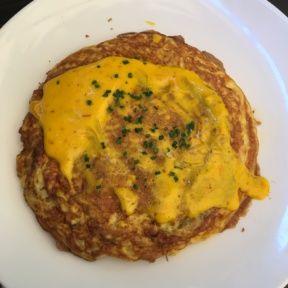 Gluten-free brunch special from Ashland Hill