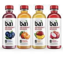 Gluten-free antioxidant drink from Bai