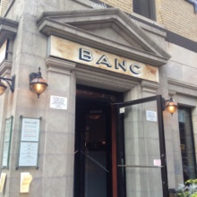 Banc Cafe in Murray Hill