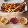 Gluten-free fries from Bareburger