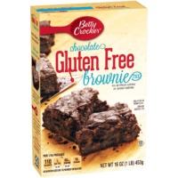Gluten free brownie mix by Betty Crocker