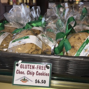 Gluten-free cookies from Black Forest Pastry Shop