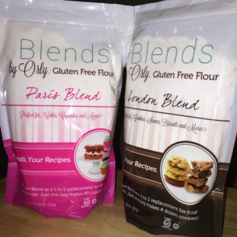 Gluten-free flour from Blends by Orly