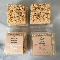 Rice crispies from Bliss and Baker