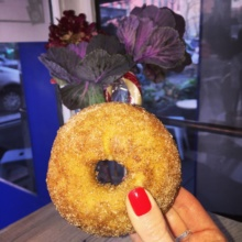Gluten-free donut from Bluestone Lane