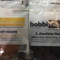 Gluten-free cookies by Bobbilicious Baking Company