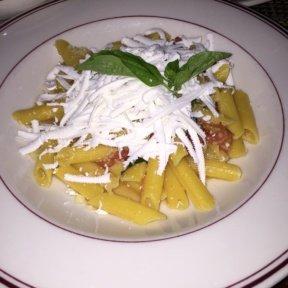 Gluten-free penne pasta from Bocca