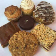 Gluten-free desserts from Breakaway Bakery