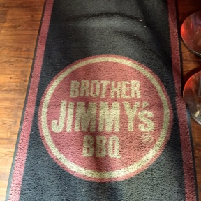 Brother Jimmy's in New York City